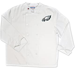 philadelphia eagles chef coat