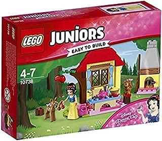 レゴ (LEGO) ジュニア ディズニー 白雪姫の森のおうち 10738