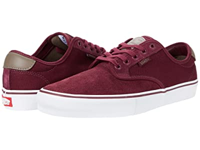 Vans Chima Ferguson Pro (Port/Walnut) Skate Shoes