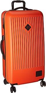 Herschel Trade ABS Dual Spinner, Vermillion Orange, 99.0L/34-Inch,10604-02220-OS