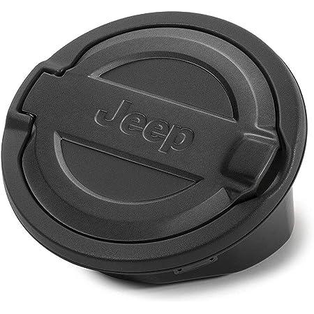 Jeep Fuel Door (Black) - 82215123