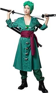 Best cosplay roronoa zoro Reviews
