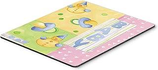 "Caroline's Treasures Desk Artwork Mouse Pad, Multicolor, 7.75x9.25"" (APH3631MP)"