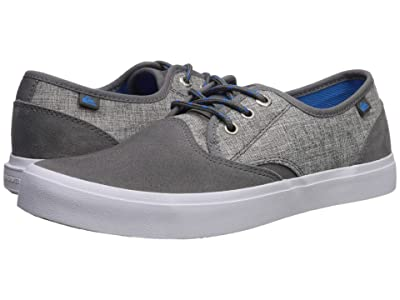 Quiksilver Shorebreak Deluxe II (Grey/Grey/White) Men