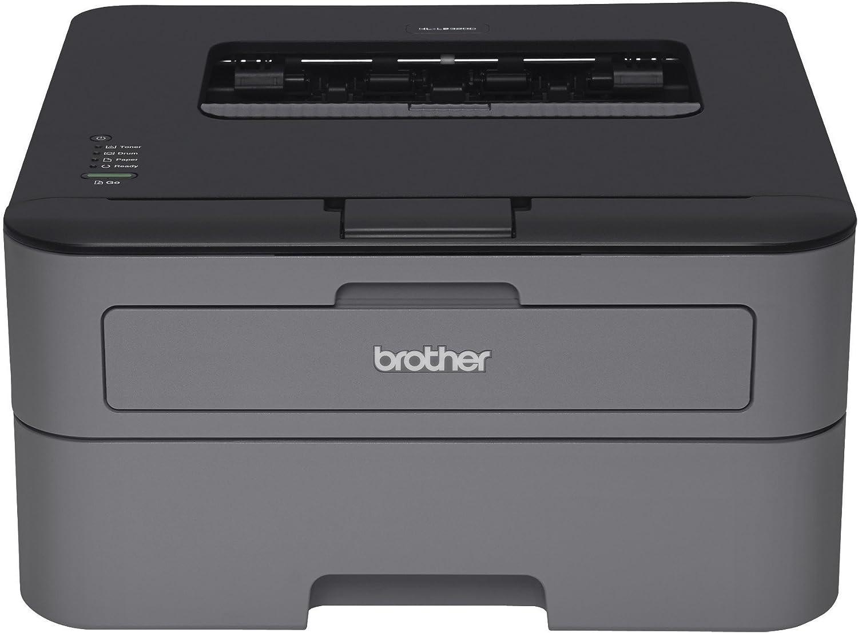 Brother HL-L2300D Monochrome Laser Printer with Duplex Printing (Renewed)