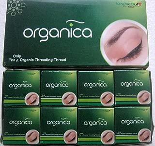 organic thread for eyebrows