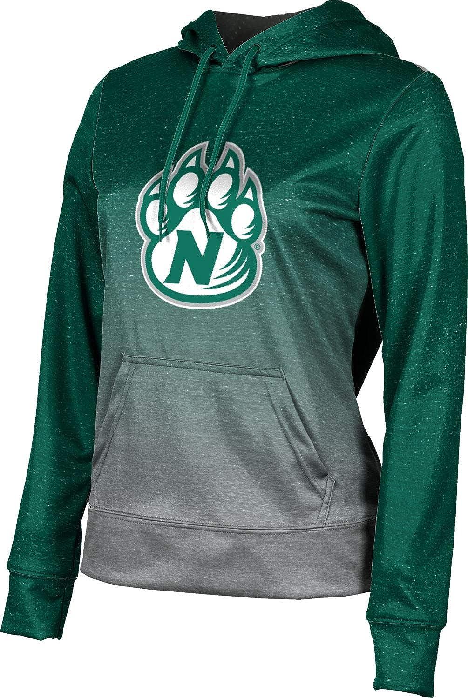 Northwest Missouri State University Girls' Pullover Hoodie, School Spirit Sweatshirt (Ombre)