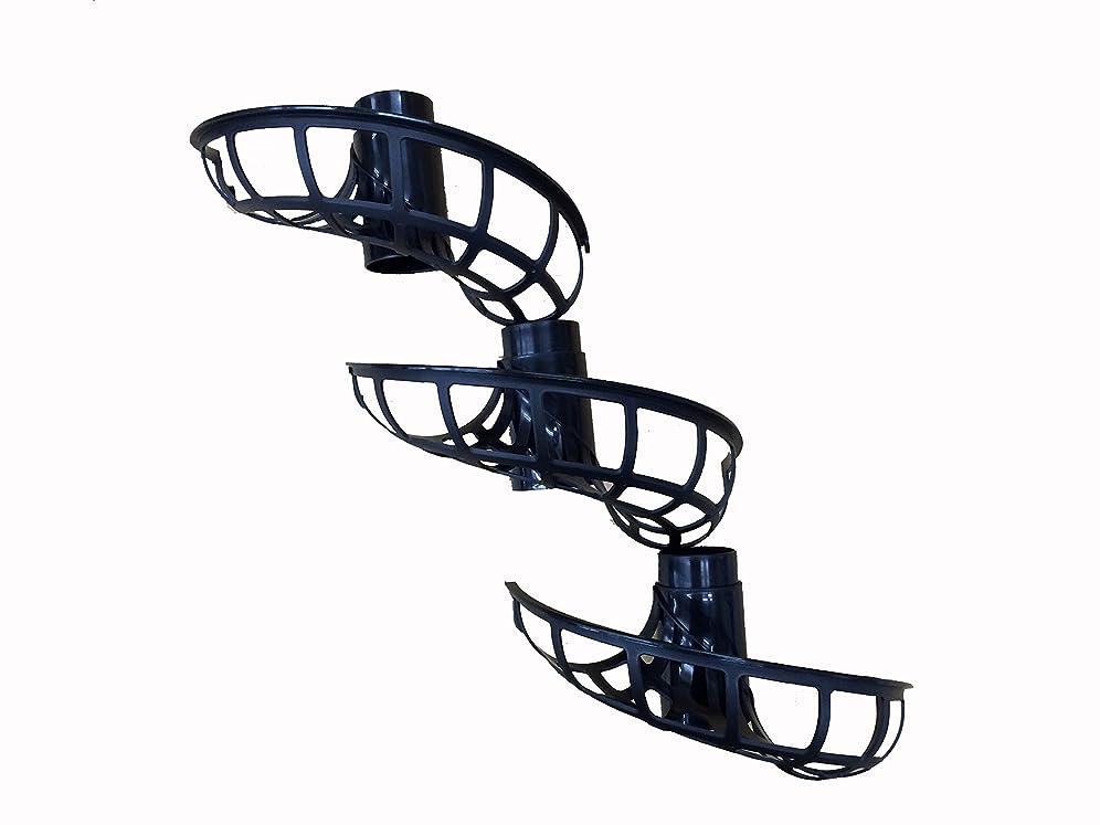 蒸し器プットカビサクライ貿易(SAKURAI) EnjoyFamily(エンジョイファミリー) 野球 テニス トスマシーン スペアレール 3本セット EFS-3SR