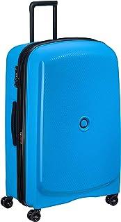 حقيبة سفر ترولي من ديلسي بيلمونت بلس - أزرق