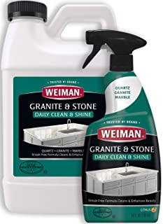 Granite Cleaner & Polish Value Pack with Refill