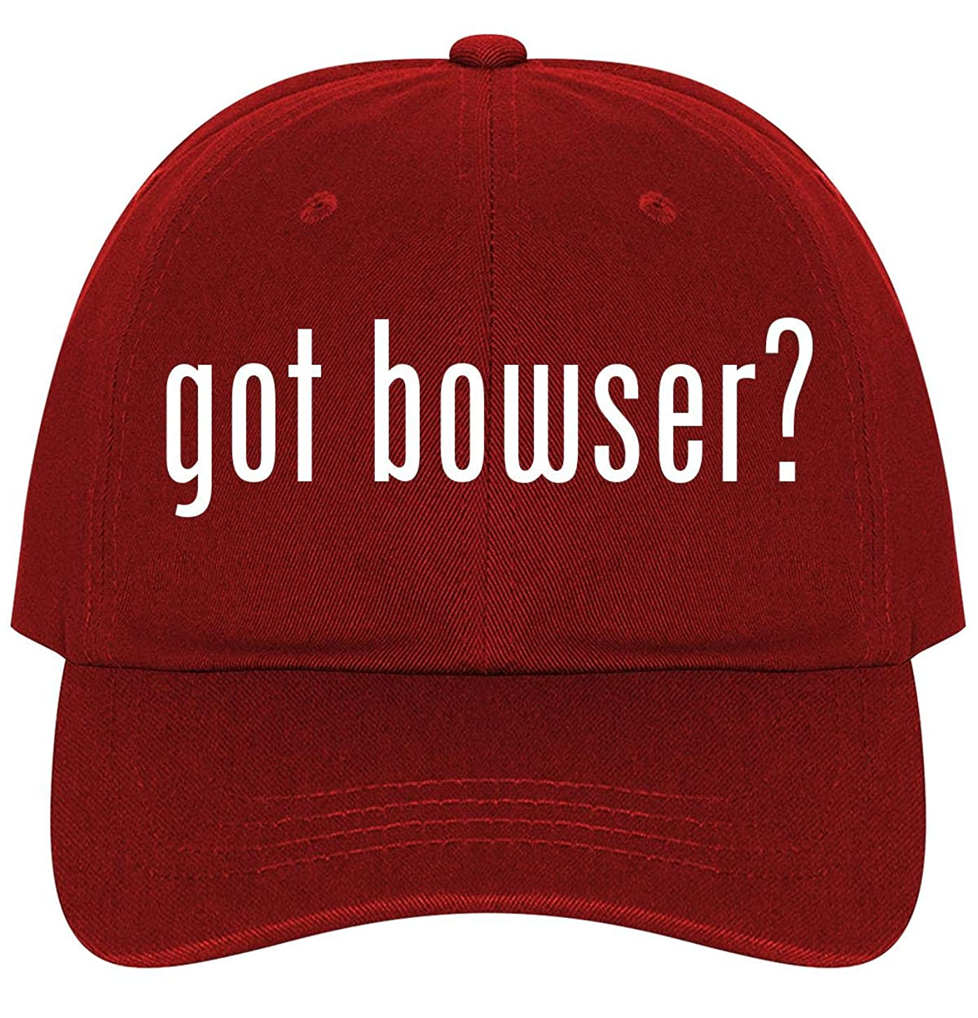 The Town Butler got Bowser? - A Nice Comfortable Adjustable Dad Hat Cap