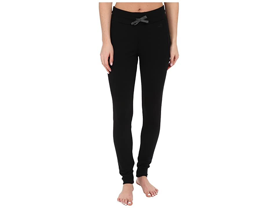 Icebreaker Crush Merino Pants (Black/Charcoal) Women