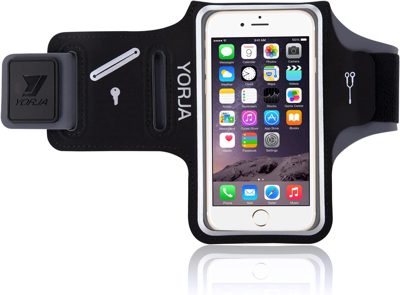 Sweat Resistance Armband Cell Phone Classic iPhone Oklahoma City Mall X for Running Holder