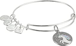 Alex and Ani Charity by Design Unicorn Charm Bangle