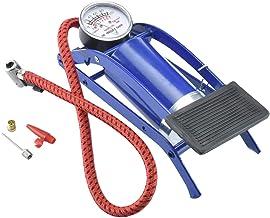 Hetzon Sales Foot Pump, Portable High Pressure Foot Pump | Air Tyre Inflator, Pump Compressor for Bike/Car/Cycles and All ...
