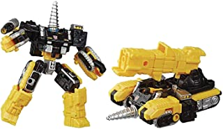 Husbro Transformers Generation Selects Powerdasher Drill Deluxe Action Figure