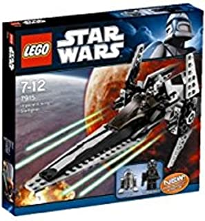 lego imperial v wing starfighter