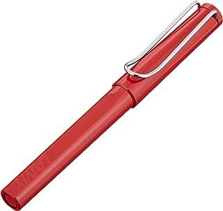 LAMY 凌美 滾珠 safari狩獵者 14.3cm×1.3cm 紅色