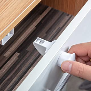 Magnetic Cabinet Locks Childproof Cabinet Locks Baby...