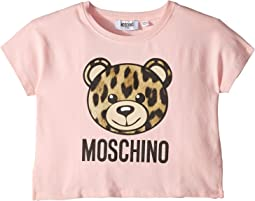 Toy Bear Leopard Tee (Little Kids/Big Kids)