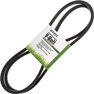 8TEN Variable Speed Drive Belt for Craftsman Cub Cadet MTD Toro T1200 T1400 LTX1040 LX 420 954-0467A 112-0301