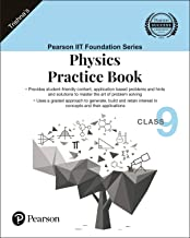 IIT Foundation Series | Physics Practice Book | Class 9