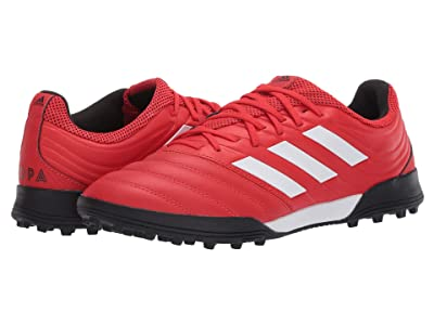 adidas Copa 20.3 TF (Active Red/Footwear White/Core Black) Men
