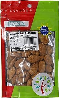 Madhoor Almond USA B, 100 gm