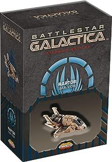 Ares Games Battlestar Galactica Starship Battles: Raptor (SAR/ECM) Spaceship Pack
