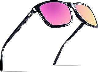 6aefaf1cb1 KITHDIA Gafas de Sol Polarizadas Unisex Protección UV400 para hombres y  mujeres Conducir Pescar Ir en