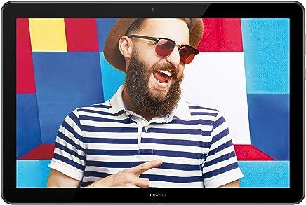 "Huawei Mediapad T5 Tablet, Display da 10.1"", 32 GB Espandibili, 3 GB RAM, Android 8.0 EMUI 8.0 OS, WiFi, Nero - Confronta prezzi"
