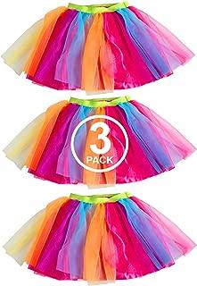 3 color tutu