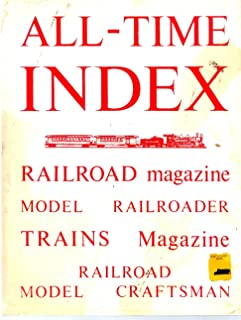 Best railroad model craftsman index Reviews