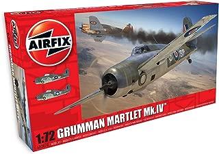 Airfix Grumman Martlet MK IV 1:72 Military Aircraft Plastic Model Kit
