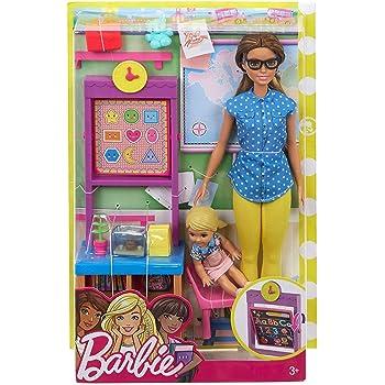 Barbie Teacher Doll - Brunette