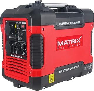 comprar comparacion Matrix 160100032Inverter Generadores de corriente, Rojo, Negro