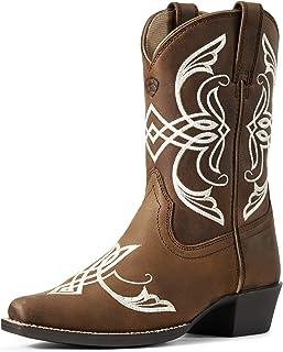 ARIAT Kid's Fast Stepper Western Boot