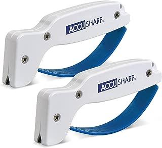 Accusharp 066C Knife Sharpener, 2, 2 Pack, 2 Piece