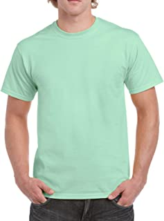 mint green gildan t shirt