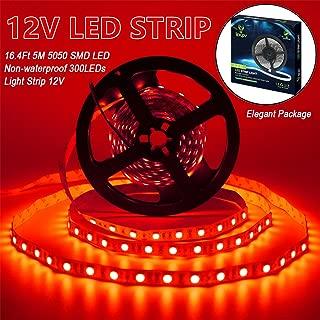 Best red led light strip Reviews