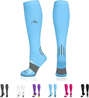 Best NEWZILL Compression Socks U.S Olympic Fencer Recommend for Men & Women 20-30mmHg Review