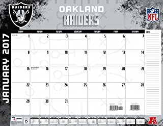 Best raiders desk calendar Reviews