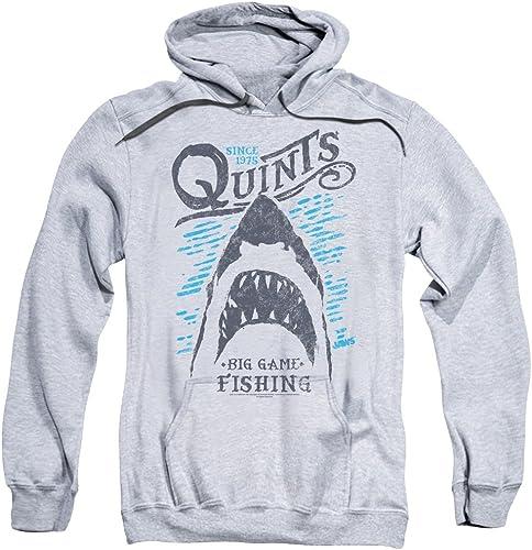 Jaws - - Chandail à Capuchon de pêche au Gros