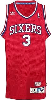 adidas Allen Iverson Philadelphia 76ers Throwback The Answer Swingman Jersey