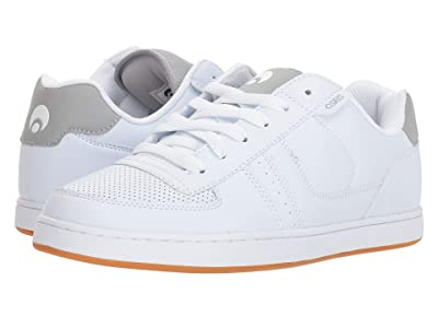 Osiris Relic (White/Gum/Light Grey) Men