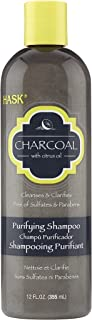 Hask Charcoal Clarifying Shampoo, 12 Ounce