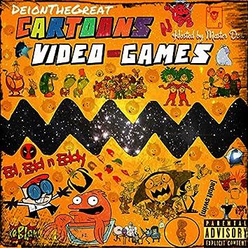 Cartoons N VideoGames