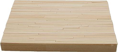 ジオラマベース 木製航空甲板(1/144-1/72スケール) (長方形(10×15㎝))