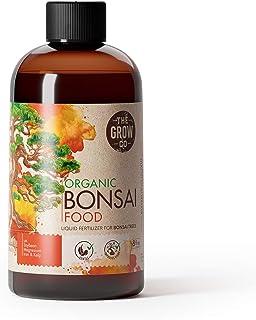 Bonsai Plant Food - Organic Liquid Fertilizer - Gentle Formula for Long Term Health - Excellent for All Live Indoor and Ou...