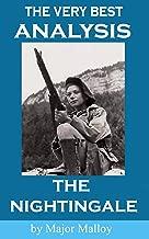 Very Best Analysis - The Nightingale by Kristin Hannah